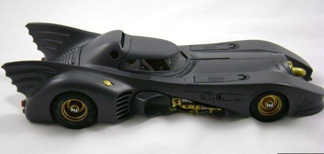 Hot Wheels Elite: 1989 Movie Batmobile