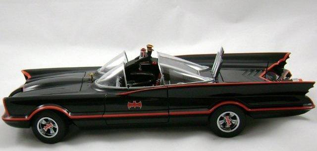 Hot Wheels Elite: 1966 TV Series Batmobile
