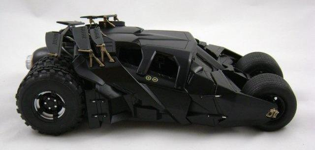 Hotwheels Elite: Dark Knight: Batmobile