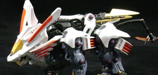 EX Blade Liger MIRAGE