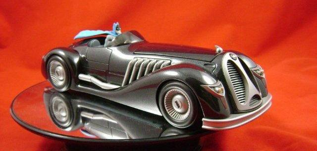 1940's Batmobile Roadster