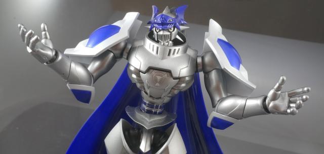 ChaosDukemon (Gallantmon) - Digimon Tamers