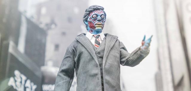 Mezco Toy Fair 2019