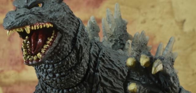 Godzilla 1995 (Birth Ver)