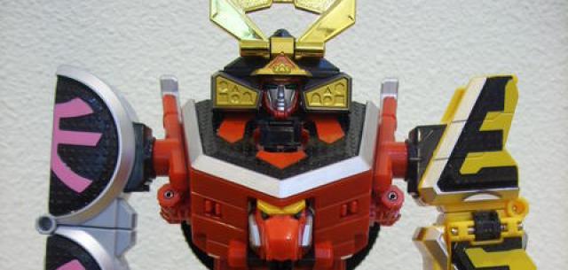DX Samurai Gattai Shinken-Oh