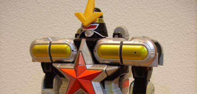 Deluxe Super Zeo Megazord