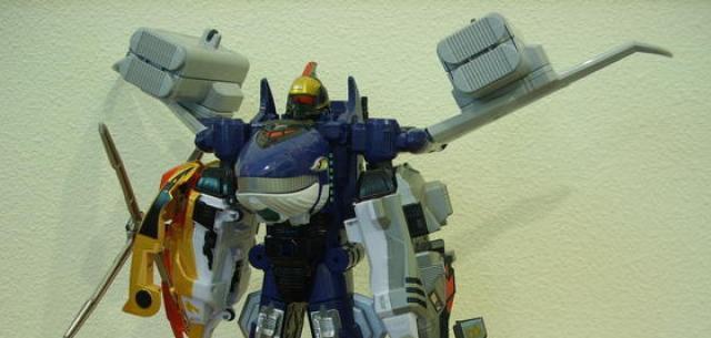 DX Engine Gattai Seiku-Oh