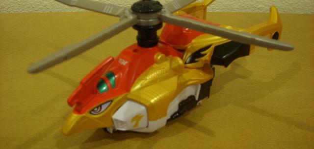 Engine Gattai Series #7 - Engine Toripter