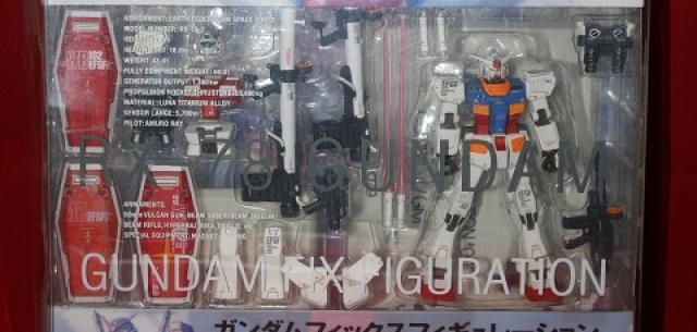 RX-78-2 Gundam and RGM-79 GM Ver. Ka
