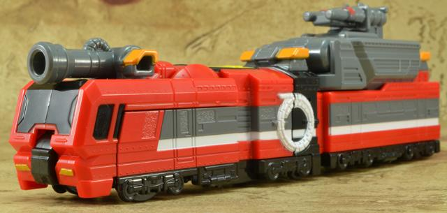 DX Fire Ressha