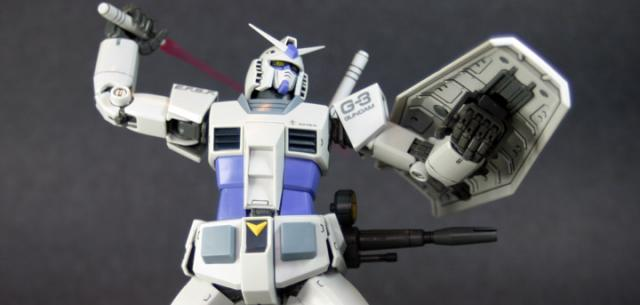 RX-78-3 G3 Gundam Version 2.0