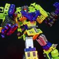 Constructor: Combined mode