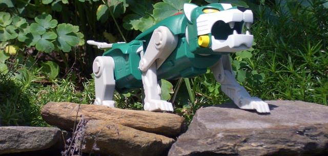 Green Lion (with Pidge figure)