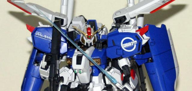 Master Grade EX-S Gundam