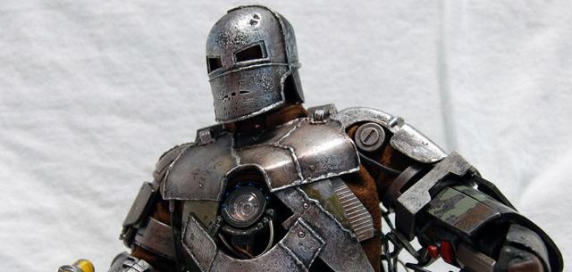 Iron Man MkI (version 1)