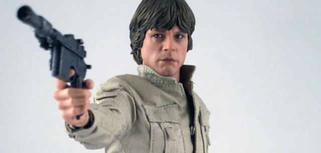 Luke Skywalker (Bespin Outfit)