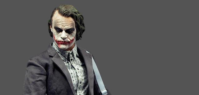 The Joker (Bank Robber Version 2.0)