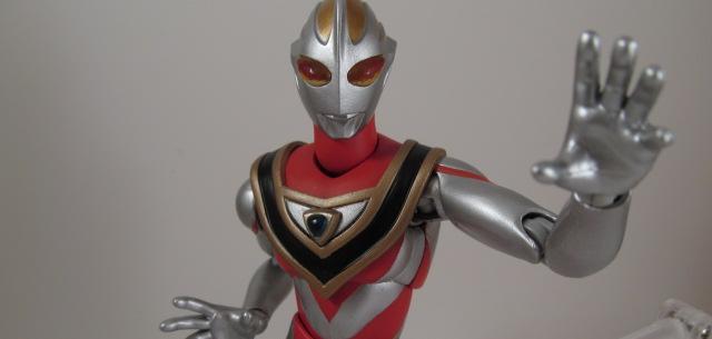Ultraman Gaia [V2]