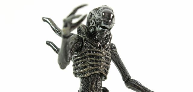 Colonial Marines Xenomorph Soldier