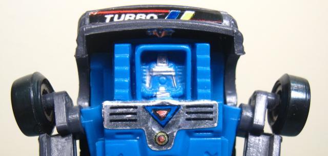 Convert-A-Bots Car