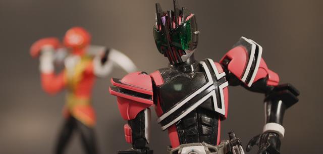 Kamen Rider Decade (Violent Emotion)