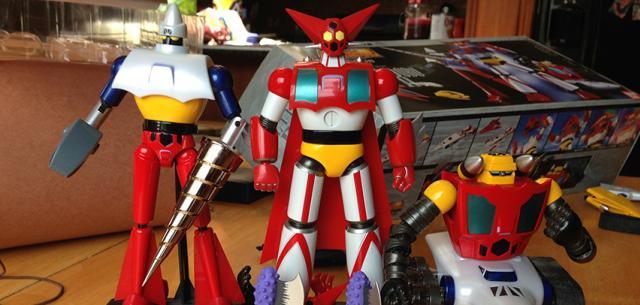 Getter Robo