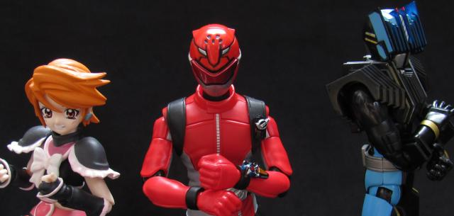S.H. Figuarts: Red Buster
