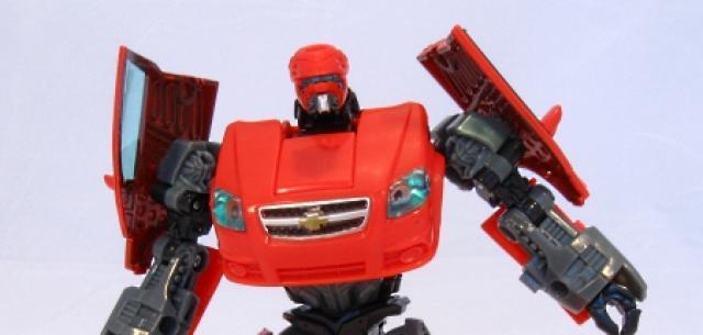 Chevy Autobot Swerve