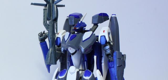 VF-25G Super Messiah Valkyrie Michael Custom