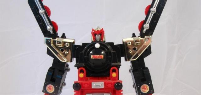 Classic Train-Bot