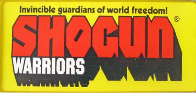 Shogun Warriors Utility Belt