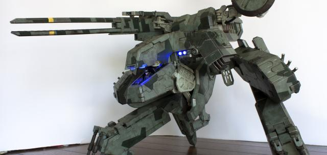 ThreeA Toys Metal Gear REX