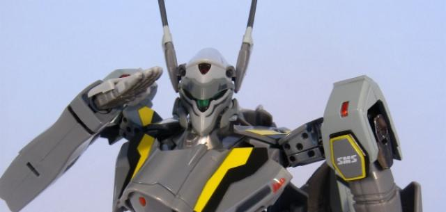 VF-25S Messiah Valkyrie Ozma Custom Renewal Version
