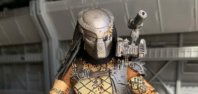 Armored Crucified Predator