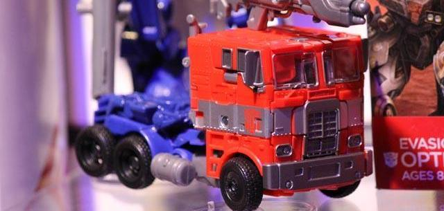 NYTF2014: Hasbro - Transformers Age of Extinction