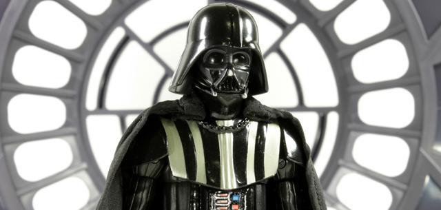 Mafex No. 006 Darth Vader