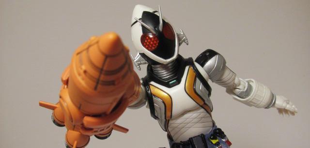 Kamen Rider Fourze Basestates