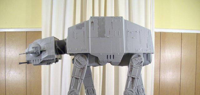 Imperial AT-AT (All Terrain Armored Transport)