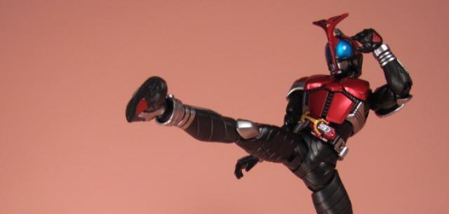Kamen Rider Kabuto (Renewal)