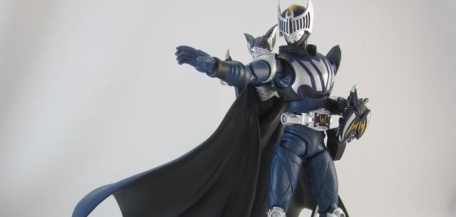 Kamen Rider Knight and DarkWing