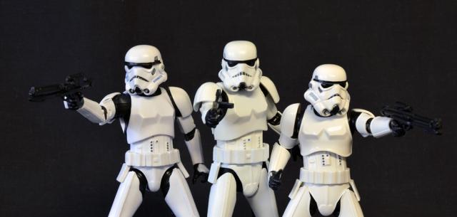 Medicom MAFEX Stormtrooper