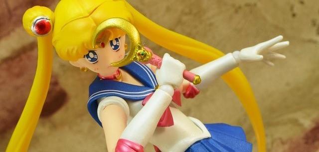 S.H. Figuarts Sailor Moon