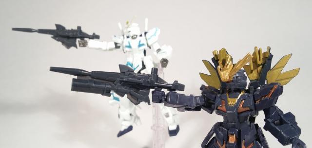 Unicorn Gundam Banshee Norn Destroy Mode