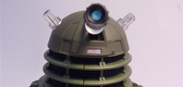 "Dalek ""Ironside"""