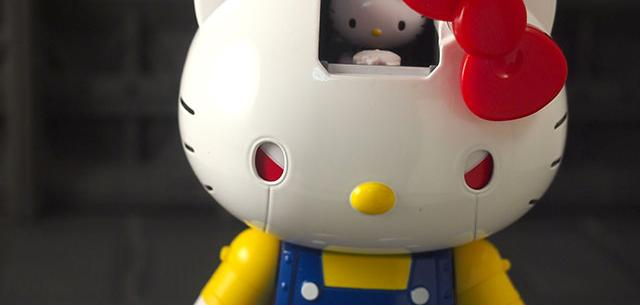 Chogokin Hello Kitty