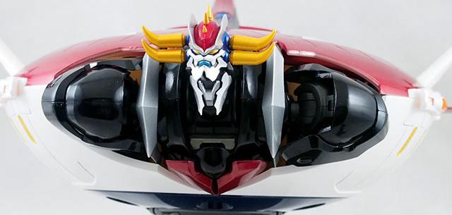 EX Gokin Spazer + TFO