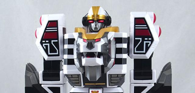 Legacy White Tigerzord