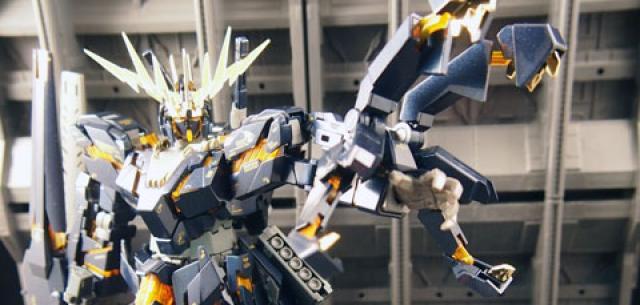 RX-0 Unicorn Gundam 02 Banshee