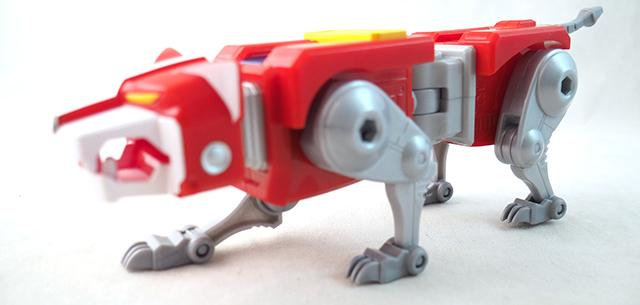 Voltron 84 Red Lion