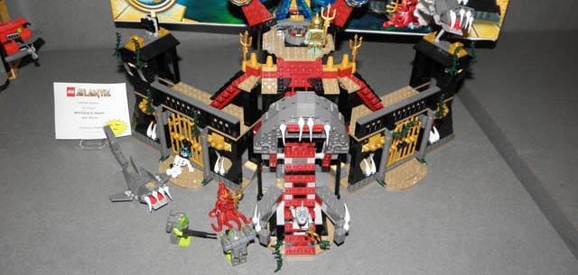 NYTF 2010: Lego - Atlantis